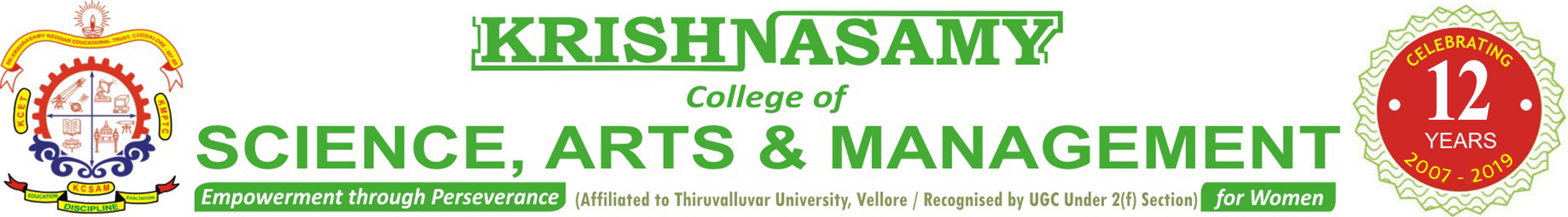 Best Arts College in Cuddalore – KCSAM